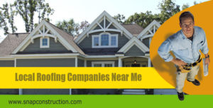 Local Roofing Companies Near Me