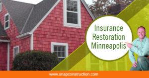 insurance restoration Minneapolis