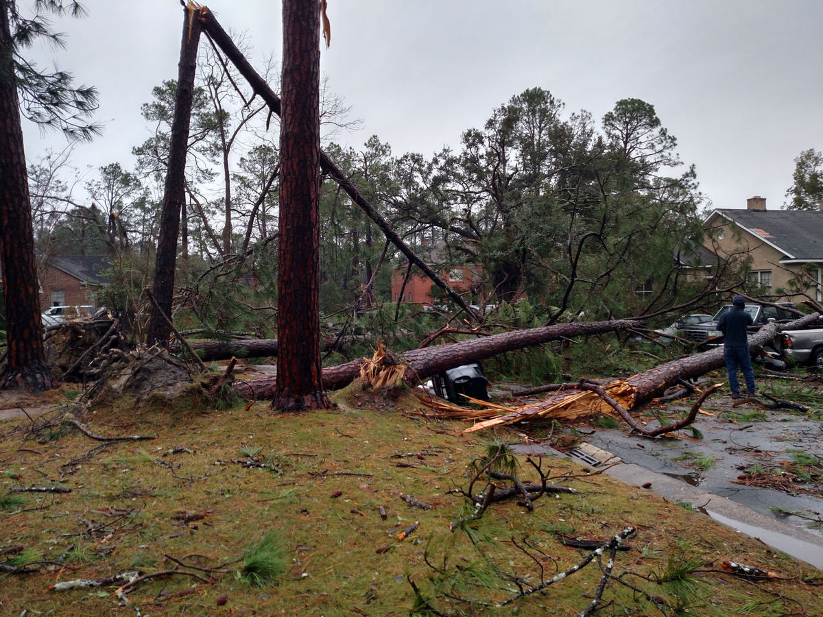 Finding a storm damage contractor