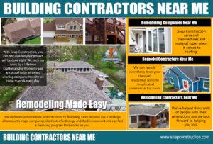 Building Contractors Near Me