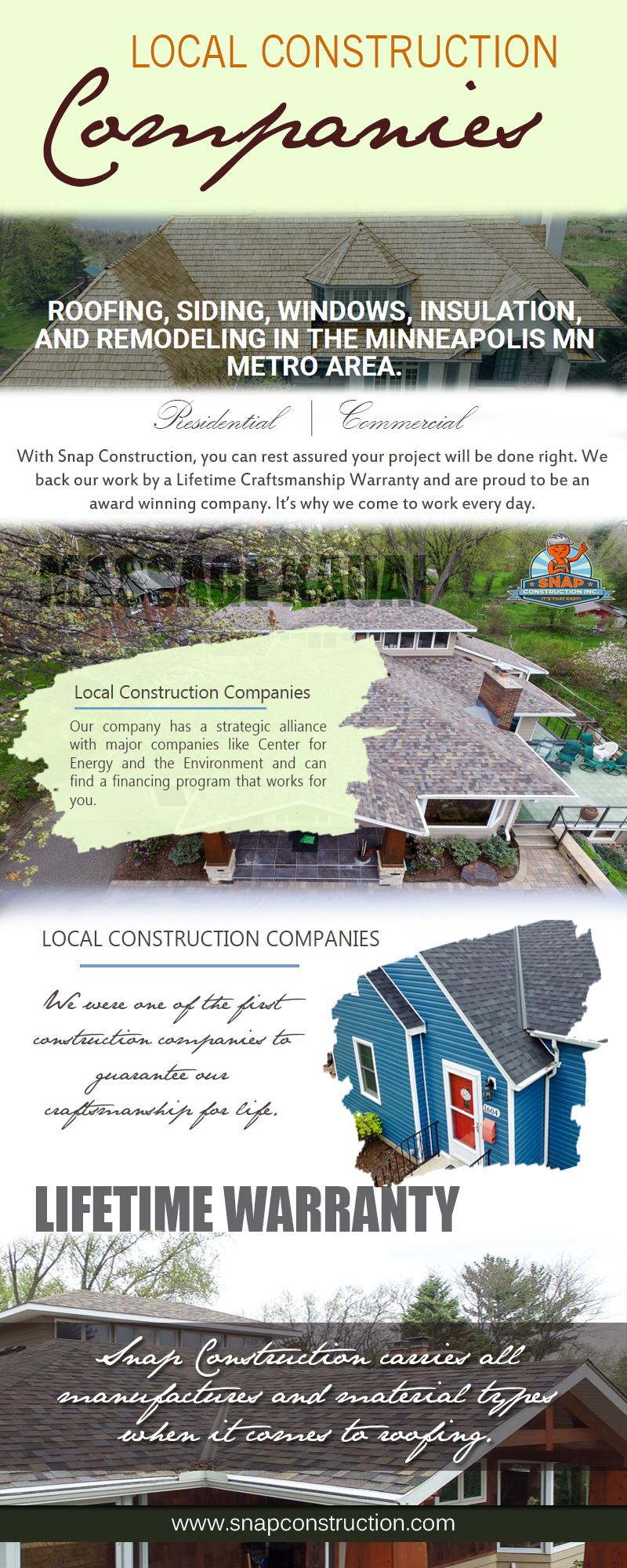 Local Construction Companies - Snap Construction