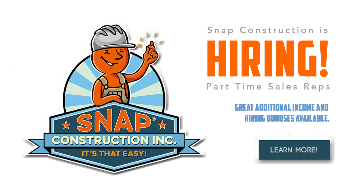 Snap Construction Jobs